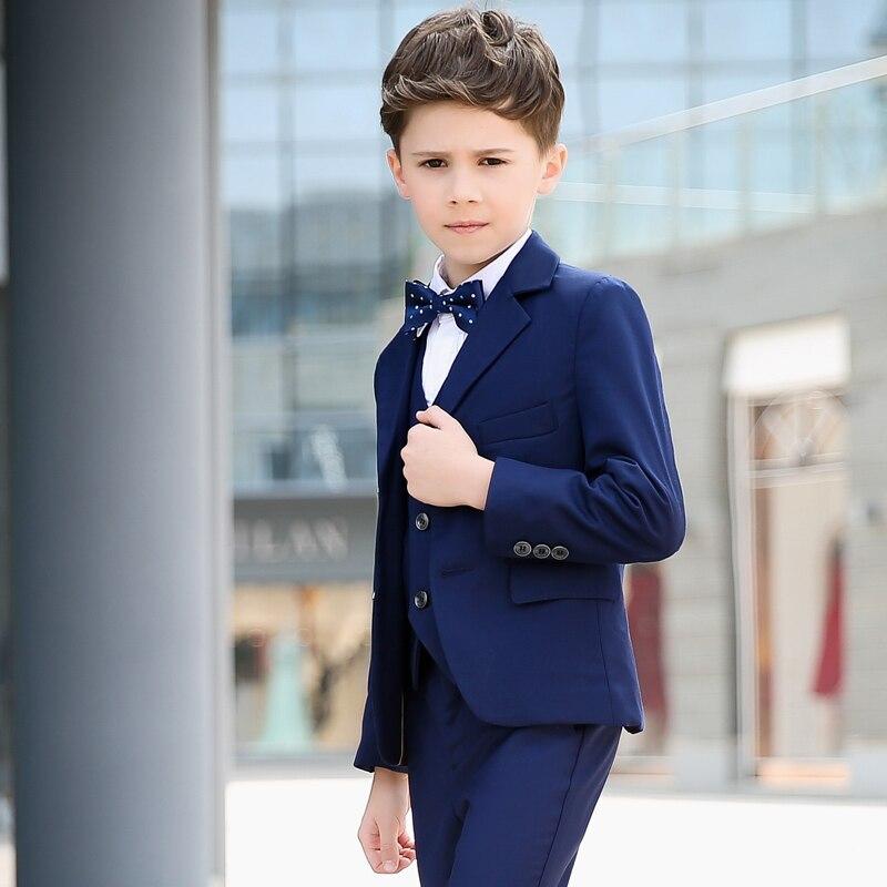 8763b97a0 Children s suit jacket dress boy s small suit suit flower girl dress ...