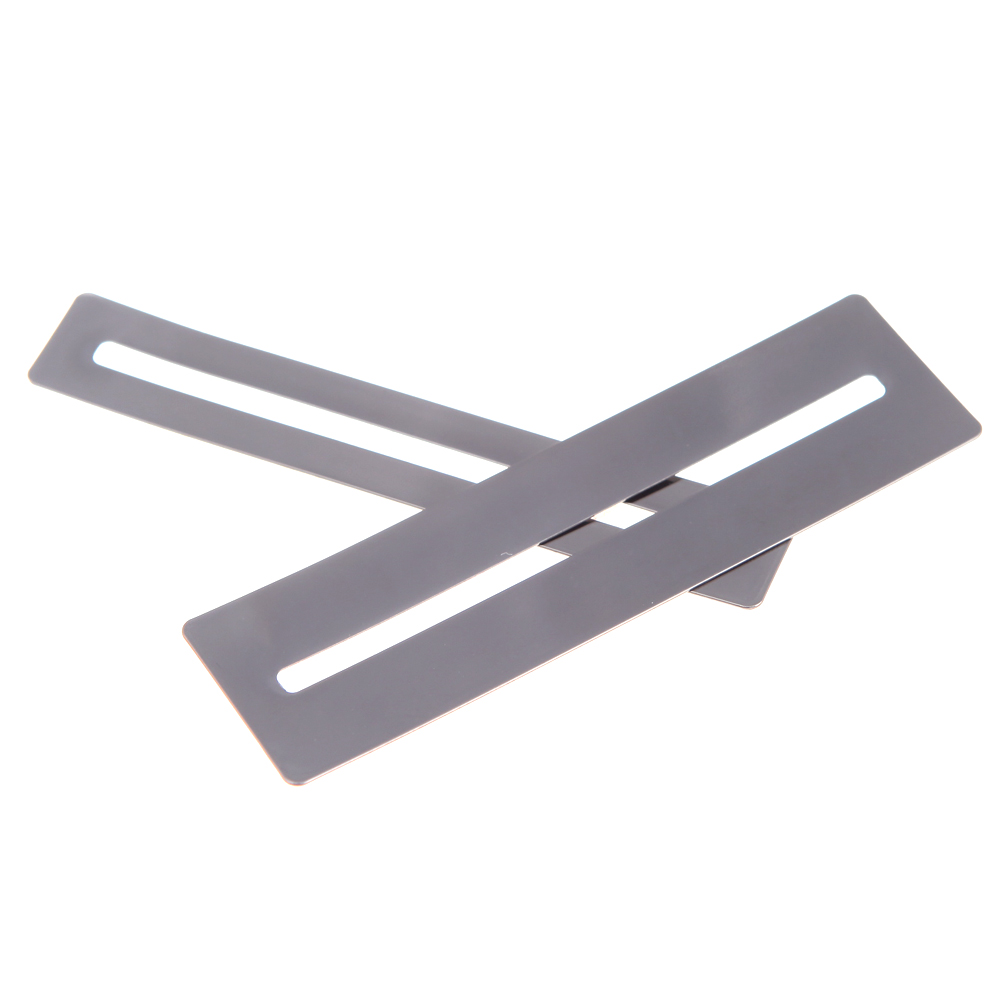 Guitar Parts & Accessories Strong-Willed 2pcs Fretboard Protectors Bendable Stainless Steel Fretboard Fret Protector Fingerboard Guards For Guitar Bass Luthier Accessory Stringed Instruments