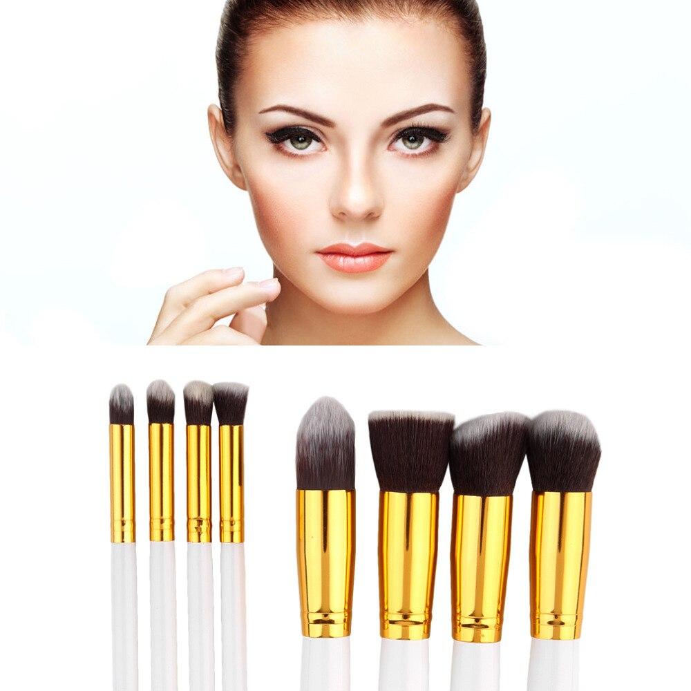 Big Brush Big Sale 8Pcs Make up Brush Set Powder Foundation Eye shadow brow Eyeliner Lip Cosmetic Brush Tool Beauty Essentials just make up сухая подводка brow powder 116 цвет 116 variant hex name 947962