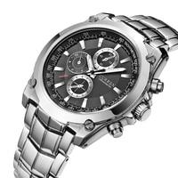 CURREN Business Quartz Watch Men Watches 2017 Wristwatches Male Clock Man Hodinky Mens Top Brand Luxury