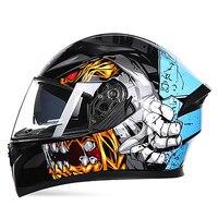 New Racing helmet full face Safe helmets for mt 09 kawasaki zzr 400 honda rebel 500 v strom drz400 honda cbr 600rr &b26