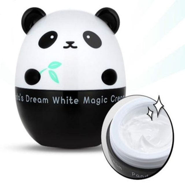 Original Korean Panda's Dream White Magic Cream 50g Skin Care Face Cream Moisturizing Anti Winkle Facial Treatment Cream 1pcs
