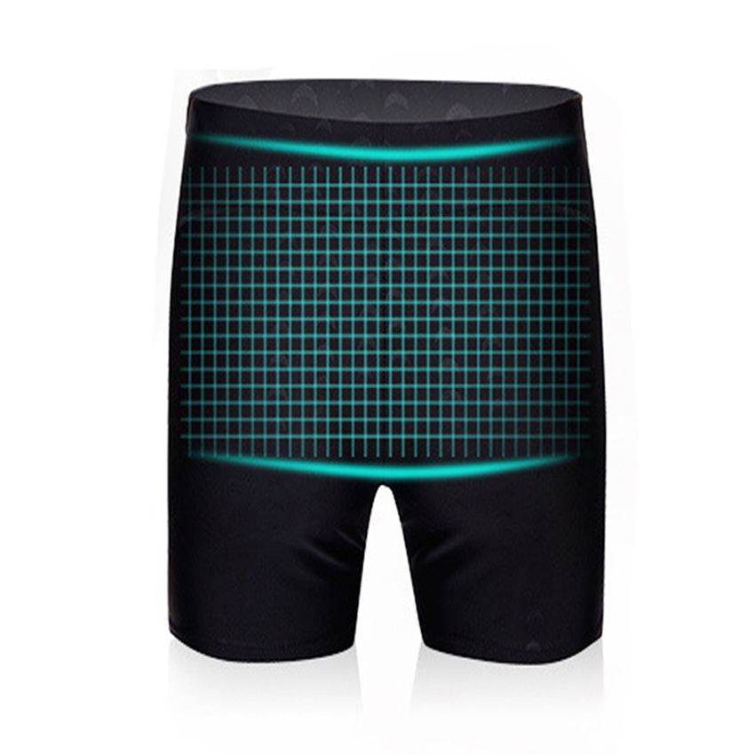 NuLL 2018 Summer Mens Swimming Trunks For Swimming Outdoor Waterproof Quick Dry Jammers Swimwear Surfing Beach Swim Suits MD014