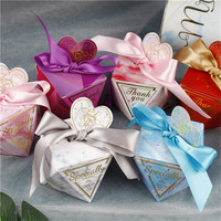 Новый мрамор алмаз подарок на свадьбу сумки коробка конфет для свадьбы или «нулевого дня рождения» на день рождения гостей события вечерни...