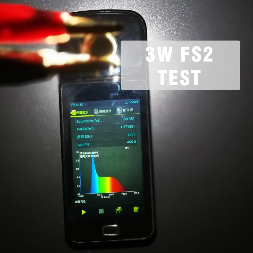 1W 3W 5W 10W 20W 30W 50W 100W растеж LED чип COB пълен - Професионално осветление - Снимка 5