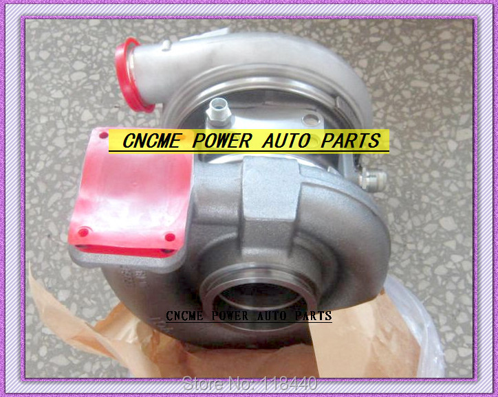 TURBO HY55V 4046945 4043267 4043324 3594712 4046946 4046947 504252142 Pour IVECO CURSOR 13 Camion Astra Bus 2007-12.9L F3B 338kw