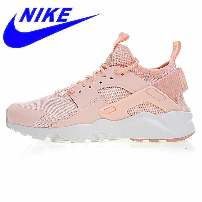 24cd2e8bace7 Новое поступление NIKE AIR HUARACHE Wallace Fly Line женские кроссовки  спортивная обувь, оригинальная Уличная обувь 833147 201 ...