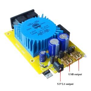 Image 3 - Lusya 5V USB HIFI Linear Power DC Regler netzteil 15W CAS XMOS Raspberry Für Hause verstärker T0089