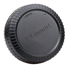 10 Pairs camera Body cap + Rear Lens Cap for FX X Mount X Pro 1 X E1 X10 XF1  with tracking number