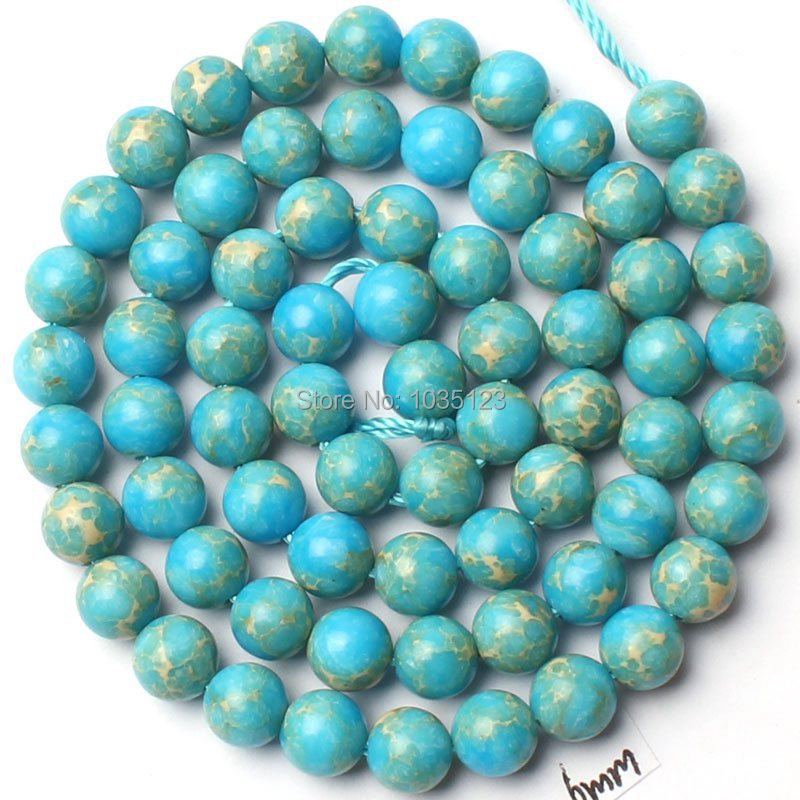 Free Shipping Natural AAA 6mm Blue Crazy Lace Agates Round Shape Loose Beads Strand 15 Jewellery Making w1472