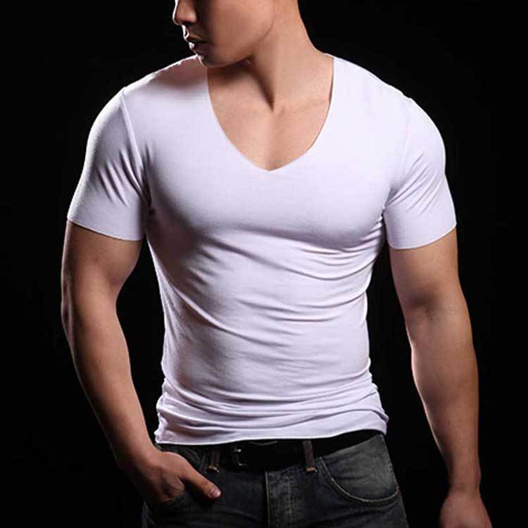 Sexy t shirt for men