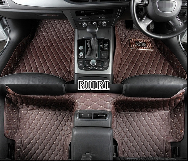Custom Special Floor Mats For Right Hand Drive Jeep Patriot