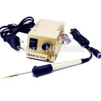 BAKU Soldering Station BK 938 Mini Solder 220V Fast Heating Soldering Iron Equipment Welding Machine for Repair Phone