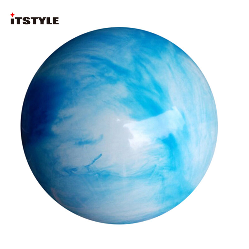 ITSTYLE Cloud Yoga Balls Pilates Fitness Gym Balance Ball For Fitball Exercise Pilates Workout 55cm 65cm 75cm
