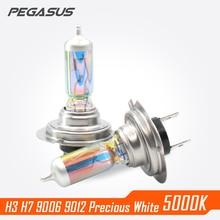 PEGASUS Car Halogen Headlight H1 H3 H4 H7 H11 HB3 9005 HB4 9006 HIR2 9012 PSX24W H15 H16 1500lm Auto Bulb Headlamp 5000K