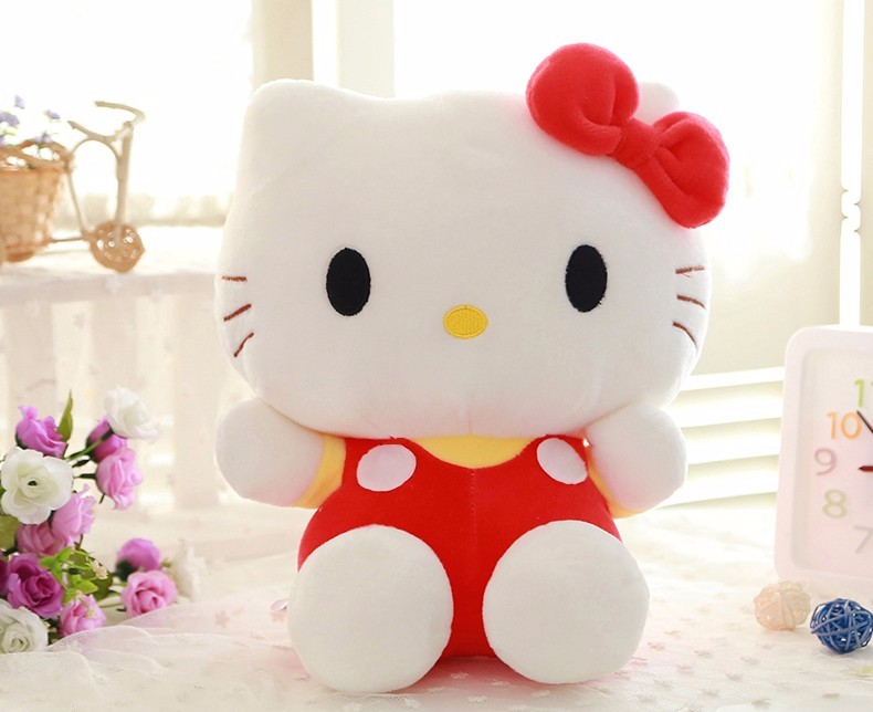 Hello Kitty Plush Toys : Best quality cm kawai hello kitty plush toys high quality