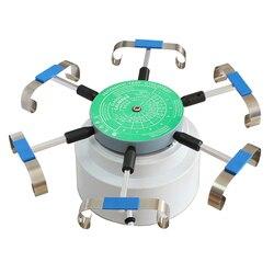 110 V zegarek uzwojenia automatyczne Cyclotest Winder narzędzie dla zegarmistrz 6 arms pokrętło zegarka