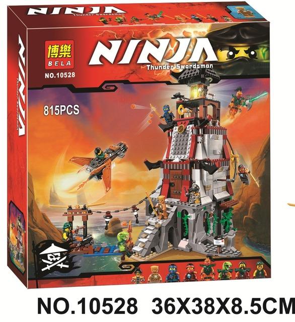 10528 06037 Compatible El Faro Siege 70594 Ladrillos de Construccion Figura Juguetes Para Los Niños