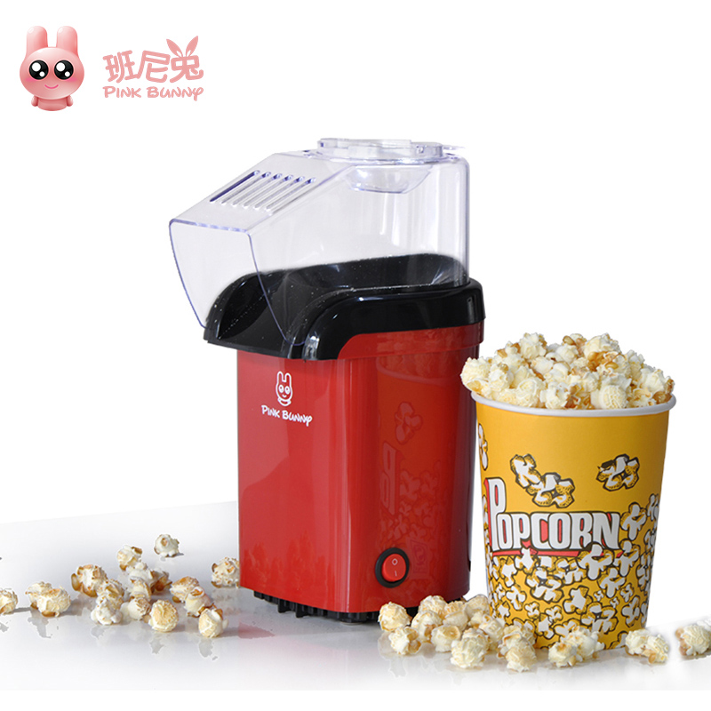 Automatic Silicone Microwave Magic Popcorn Maker DIY Popcorn Machine Mini Machine for children gifts EU plug free shipping healthy no oil eu plug popcorn machine maker for children