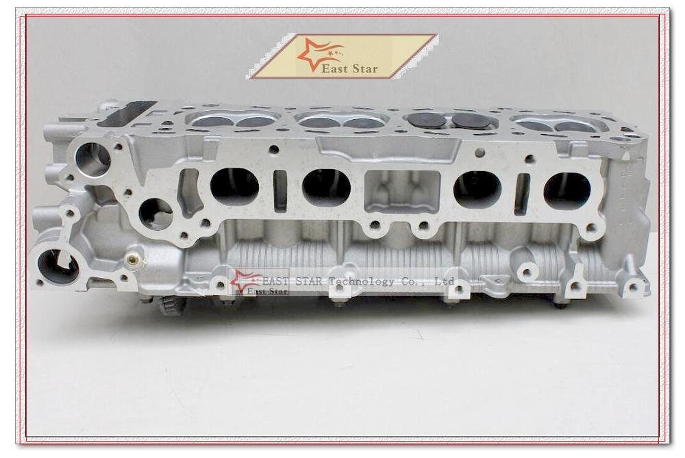 3RZFE 3RZ FE (8 holes) complete cylinder head assembly 11101-79087 11101 79087 11101 79087 for <font><b>TOYOTA</b></font> 4Runner coaster 2.7L image
