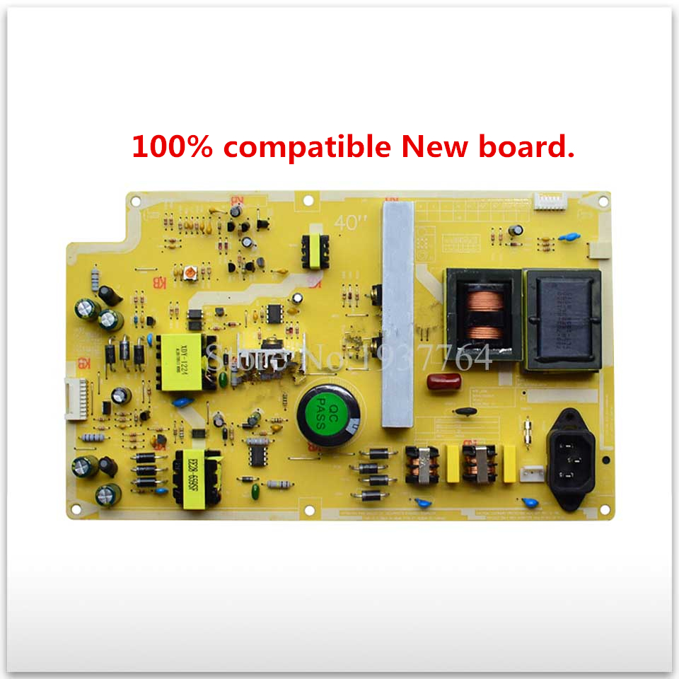 100% compatible New board for LA40C530F1R LA40C550J1F BN44-00340A/B I40F1_ASM power supply board good working 100% compatible new board for lcd 32ge220a lcd 32z120a runtka770wjqz lip 32u0402a power supply board good working