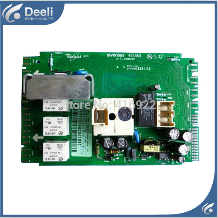 100% tested used board for washing machine pc board cs WFS1065CW WFS1065CS Z52726AA 46197041689 on sale free shipping 100% tested for washing machine pc board mg70 1006s mg52 1007s 3013007a0008 motherboard on sale