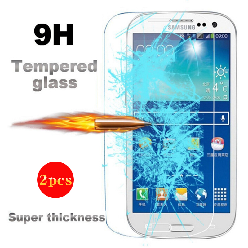 For Samsung Galaxy s3 s 3 siii s3 neo i9300 gt-i9300 9300 9300i i9300i i9305 s3 Cover Tempered Glass Screen Protector Film on S3