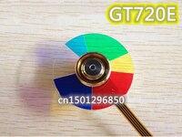 Optoma gt720e gt720 컬러 휠을위한 새로운 오리지널 프로젝터 컬러 휠