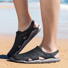 Men's Outdoor Beach Rubber Fishing Sandals
