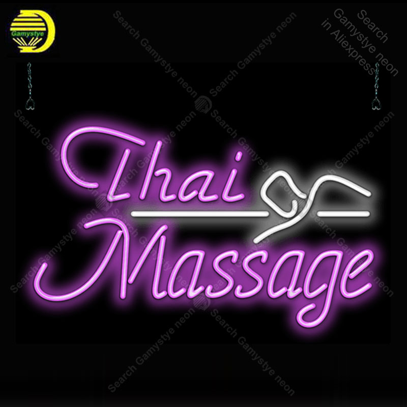 Thai massage tube