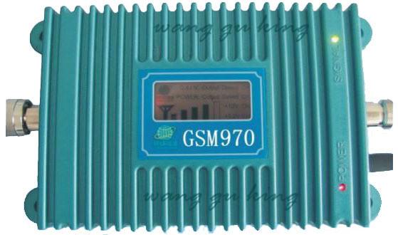 GSM 970 Telefone Celular Repetidor de Sinal Amplificador impulsionador móvel ofa amplificador de sinal celular gsm 3g repetidor do impulsionador