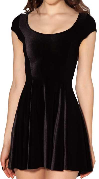 50a7c9f28e Women Velvet Skater Dress 2015 New Black Wine Blue Velvet Dress Casual  Dress Skater Dress for Women on Aliexpress.com