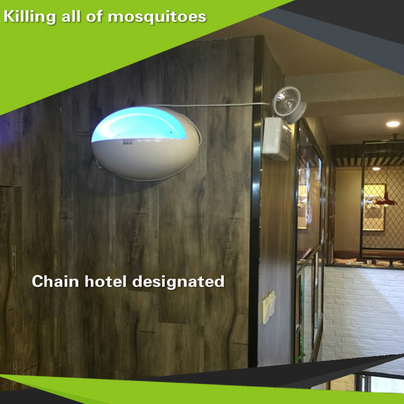Image 3 - Sticky Capture Mosquito Light Hotel Food Flycatcher Supermarket Use Eliminate Fly Light Fly trap Light Restaurant-in Traps from Home & Garden