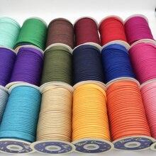 Полиэфирная атласная косая лента, косая лента со шнуром, DIY косая лента, размер: 10 мм-12 мм, 25 ярдов Зеленый, розовый цвет