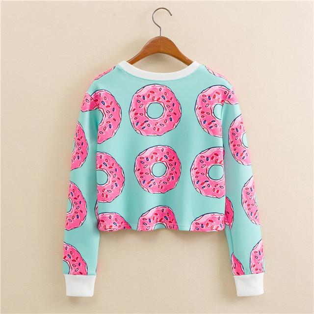 Printed Women's Sweatshirts