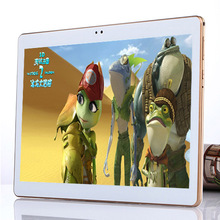 10.1 pulgadas tarjeta 4G Octa Core Tablet Pc Phone Call Android 6.0 WiFi GPS Tablet pc 1920×1200 Tabletas Ultra Delgado Dual SIM