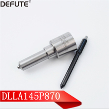 10 peças DLLA145P870 DLLA145P870 Original Common Rail Injector 093400-8700 Para 095000-5600 1465A041 (Cópia, alta Qualidade)