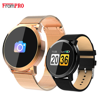 F18 Smart Bracelet Color Blood Oxygen Heart Rate Monitor Information Push Bluetooth 4.0 SmartBand watch Q88 for Android ios Band