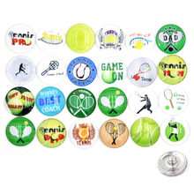 24pcs/lot New Arrival Interchangeable Chunky Snap Jewelry DIY 18mm Coach Sport Tennis Buttons for women bracelet necklace gift
