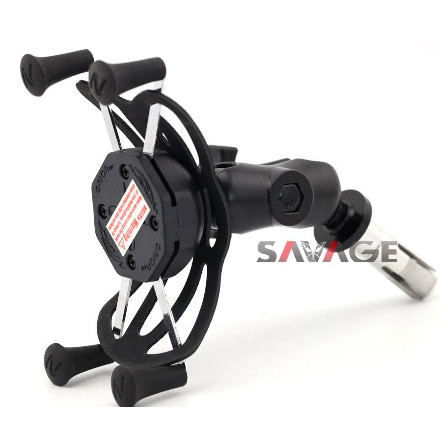 ФОТО For SUZUKI GSX-R 600 2006-15,GSX-R 750 2006-15,GSX-R1000 2009-15 Motorcycle GPS Navigation Frame Mobile Phone Mount Bracket