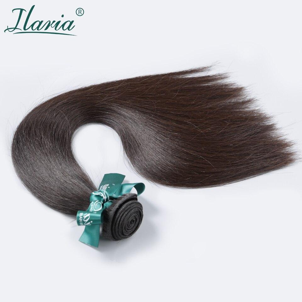 1 faisceaux ilaria rosa produits cheveux raides brsilien vierge cheveux trame aucun rejet daucun - Poux Sur Cheveux Colors