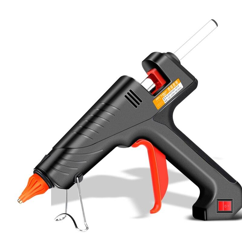 AIRAJ 400W pistolet à colle thermofusible de qualité industrielle, donner 10 bâtons de colle pour les outils adhésifs faits main de bricolage domestique - 6