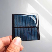 2pcs x 4V 60mA Mini monocrystalline polycrystalline solar Panel small solar cell PV module for DIY solar Kits