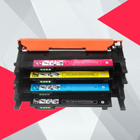 Compatible toner cartridge for Samsung CLT K404S CLT M404S M404S clt 404s CLT Y404S 404S C430W C433W C480 C480FN C480FW C480W
