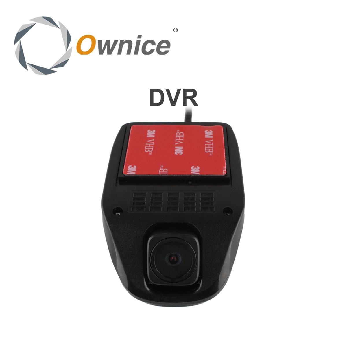 Spezielle DVR ohne Batterie Für Ownice C500 Auto DVD und die DVD herstellung datum muss nach 10th von April, 2017 (enthalten 10th).