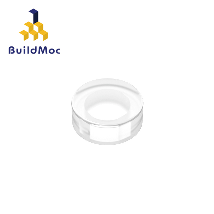 BuildMOC Compatible Assembles Particles 98138 1x1 For Building Blocks Parts DIY  Educational Tech Parts Toys