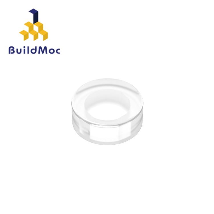 BuildMOC Compatible Assembles Particles 98138 1x1 For Building Blocks Parts DIY  Educational Tech Parts Toys