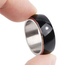 HOT Universal Wearable Smart Ring for All Android Windows NFC Cellphone Mobile Phones Drop shipping