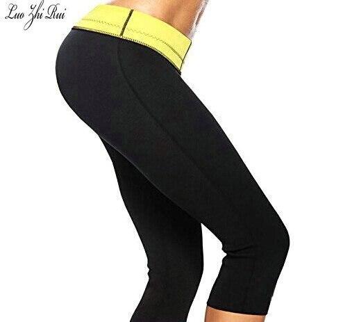 S-5XL большой Размеры Лидер продаж супер стрейч супер женские горячие формочек Управление трусики брюки стрейч неопрена для похудения тела пот shaper