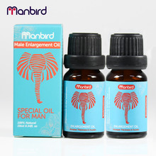 Manbird Men Herbal Penis Enlargement Massage Oil Lubricant Big Dick Cock Permanent Thickening Increase Size Sex Pills Products